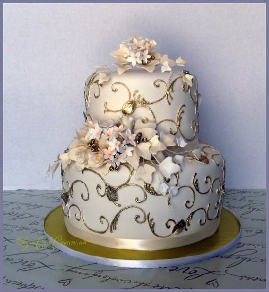 Wedding Cakes Mesa Az  50thWeddingAnniversary Mesa wedding cake