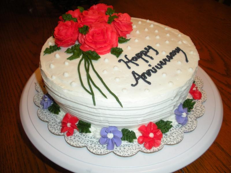 Wedding Cakes Messages  Happy Anniversary HD free
