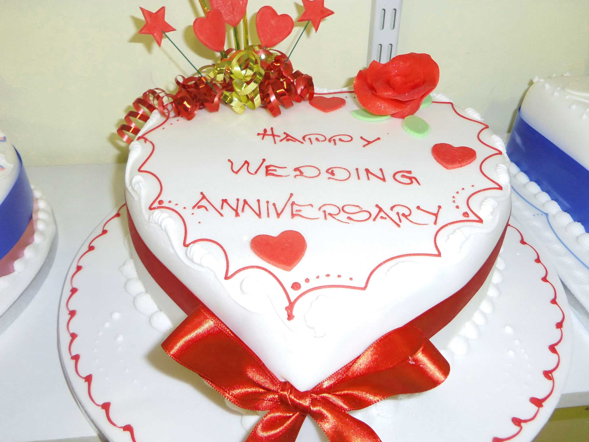 Wedding Cakes Messages  161 Happy Wedding Marriage Anniversary Image Wallpapers