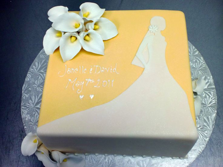 Wedding Cakes Messages  17 Best images about Bridel Shower Cakes on Pinterest
