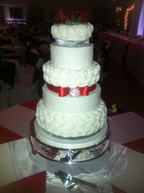 Wedding Cakes Milwaukee  RICKS BAKERY LLC Best Wedding Cake in Milwaukee