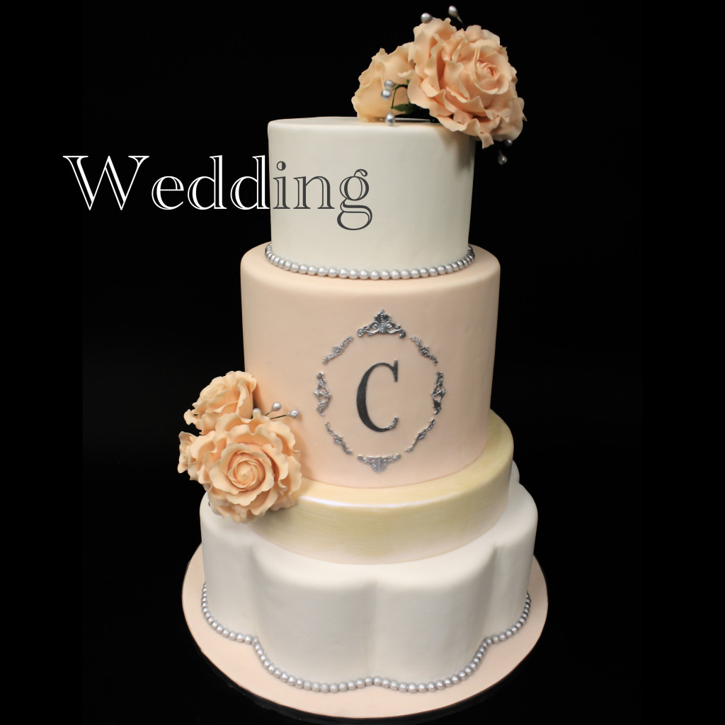 Wedding Cakes Mobile Al  The Cakerie Custom Wedding Cakes