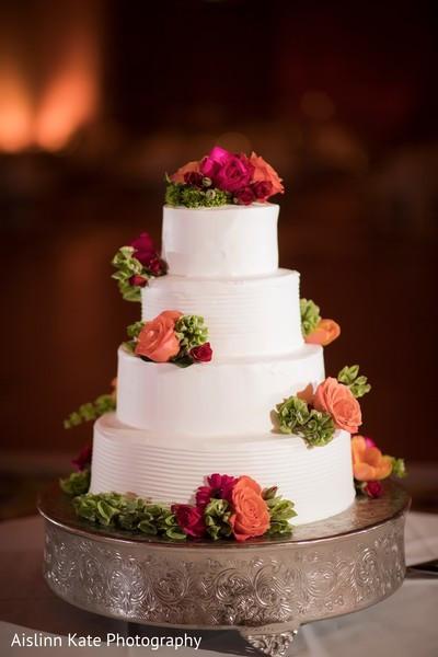 Wedding Cakes Mobile Al  Mobile AL Indian Wedding by Aislinn Kate graphy