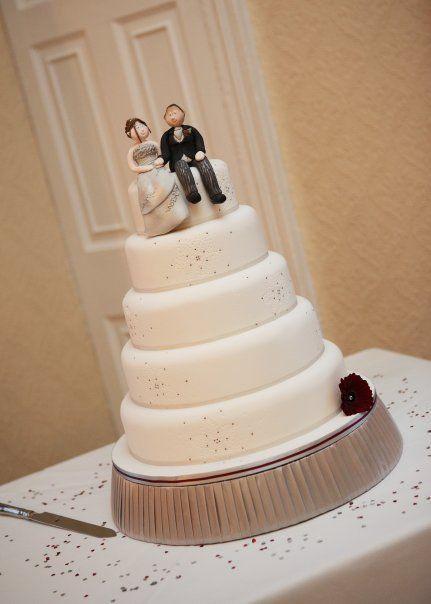 Wedding Cakes Models  9 best My Wedding Cakes images on Pinterest