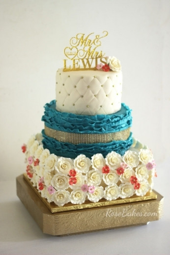 Wedding Cakes Modesto Ca  Modesto Cakes Wedding Cakes Modesto California Melitafiore