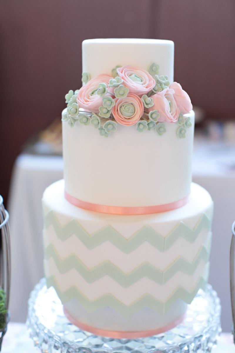 Wedding Cakes Modesto Ca  Vintage Blossom Cakes Wedding Cake California