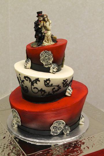 Wedding Cakes Modesto Ca  Studio Sweets Reviews & Ratings Wedding Cake California