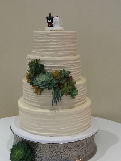 """Wedding Cakes Modesto Ca  """"It s All About The Details"""" Wedding Cake California"""