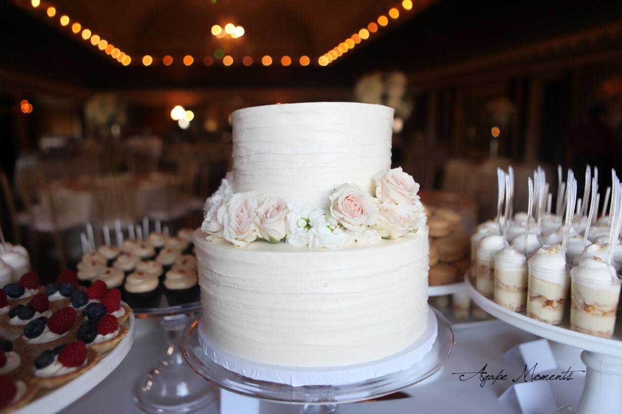 Wedding Cakes Mpls  cocoa & fig Minneapolis Wedding Miniature Dessert Table