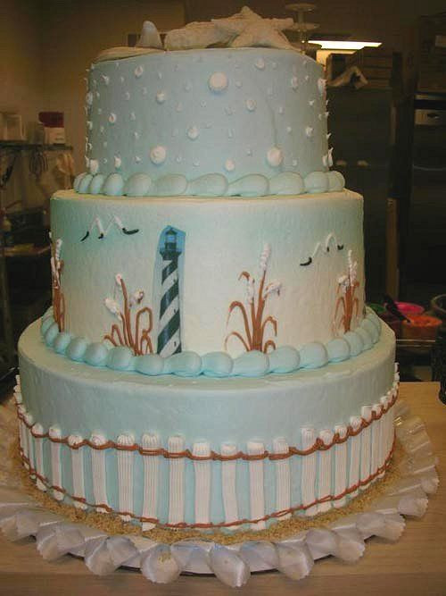 Wedding Cakes Myrtle Beach Sc  1000 images about Beach Theme on Pinterest