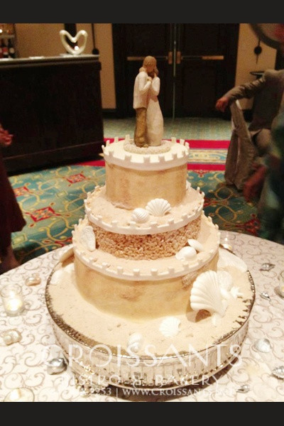 Wedding Cakes Myrtle Beach Sc  17 Best images about rice crispy wedding cakes on