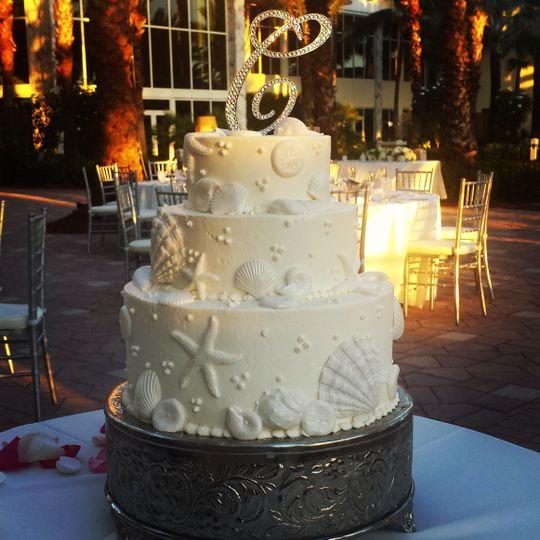 Wedding Cakes Naples Fl  Sweetified Wedding Cake Marco Island FL WeddingWire