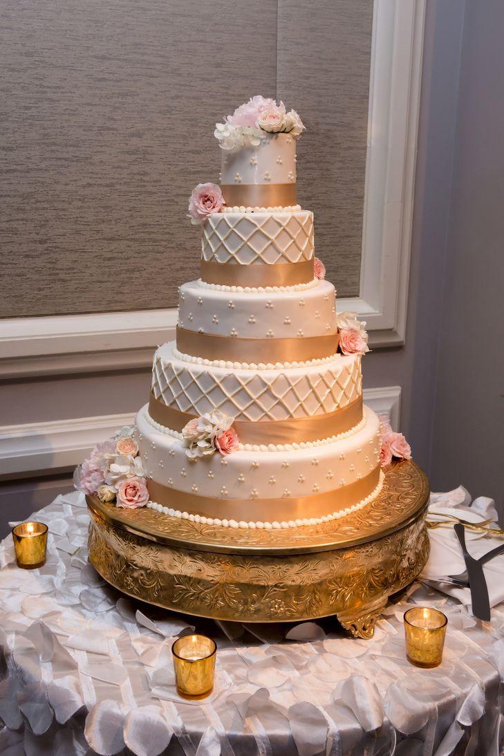 Wedding Cakes Naples Fl  A Romantic Timeless Wedding at the Ritz Carlton Naples