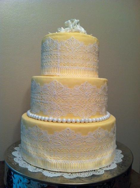 Wedding Cakes Nashville Tn  Serenity Cake Designs s Wedding Cake
