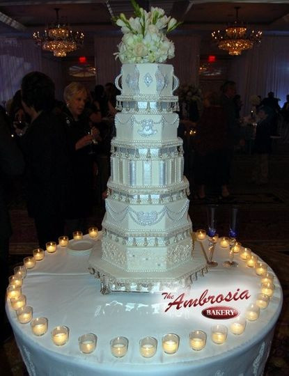 Wedding Cakes New Orleans  The Ambrosia Bakery Reviews & Ratings Wedding Cake