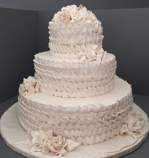 Wedding Cakes New Orleans  Swiss Confectionery Wedding Cake New Orleans LA