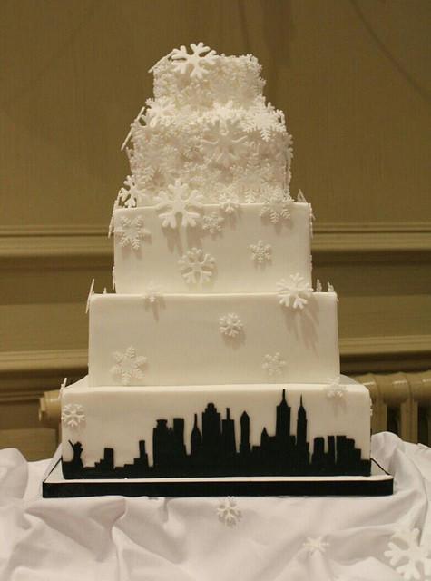 Wedding Cakes New York  New York Wedding Cake