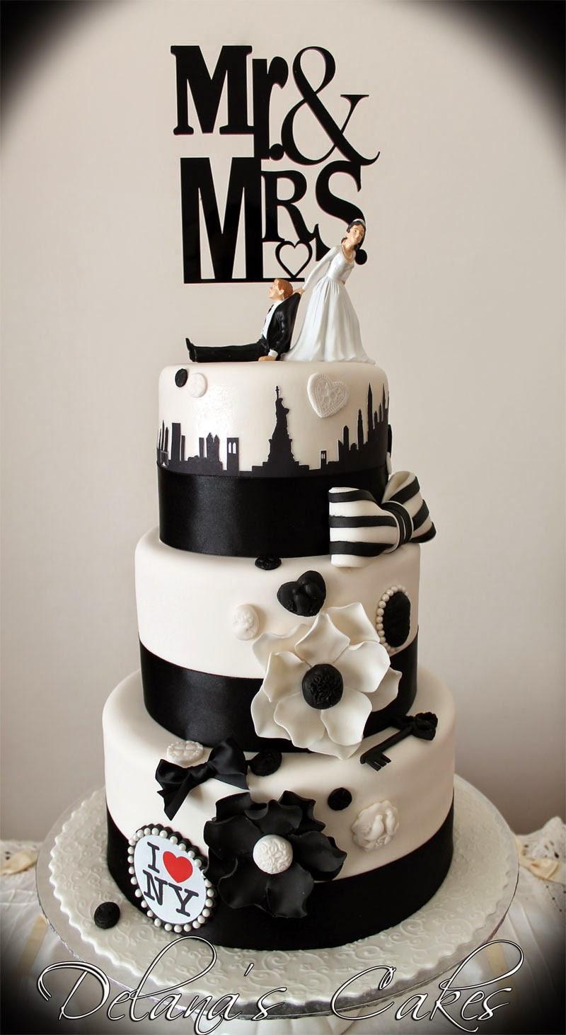Wedding Cakes New York  Delana s Cakes New York Wedding Cake