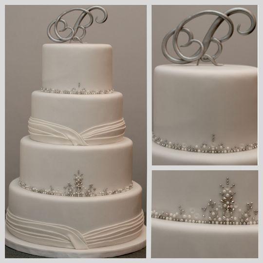 Wedding Cakes New York  Silk Cakes Wedding Cake New York NY WeddingWire