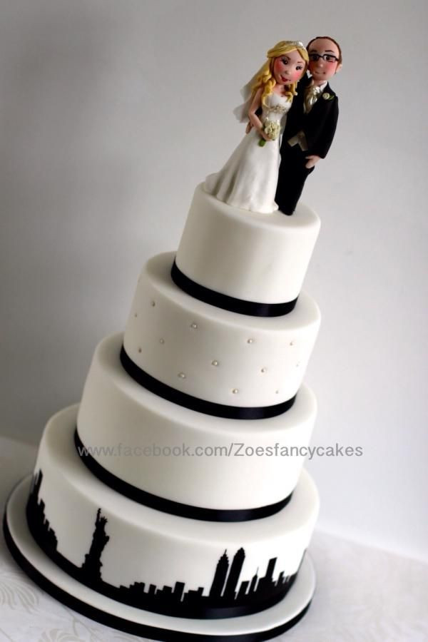 Wedding Cakes Nyc  516 best Zoe s Fancy Cakes Cakes I ve made images on