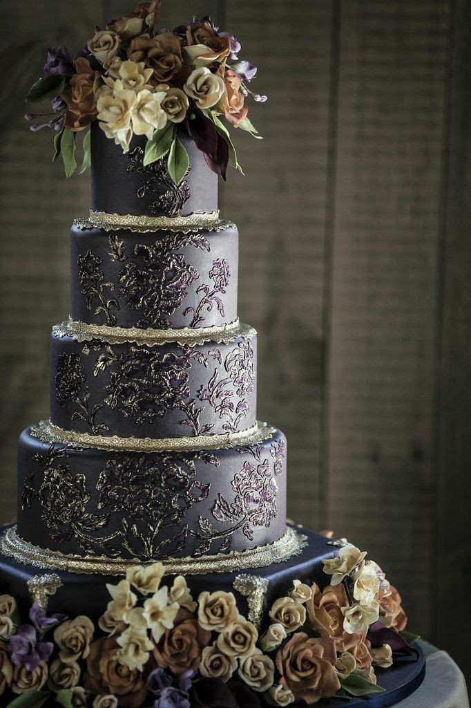 Wedding Cakes Nyc  For the Love of Cake by Garry & Ana Parzych Custom