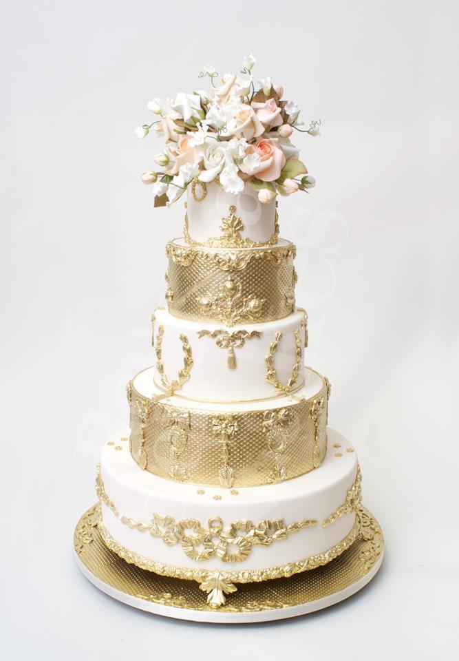 Wedding Cakes Nyc  wedding cake inspiration Ron Ben Isreal New York NY