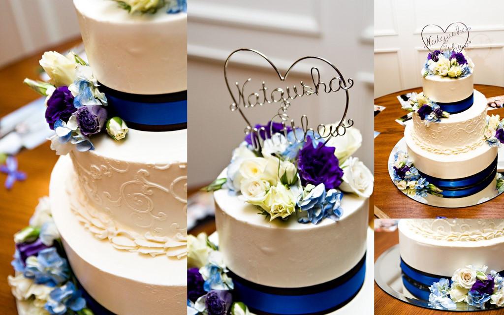 Wedding Cakes Ogden Utah  Natausha and Matt SLC Temple and Ogden Reception