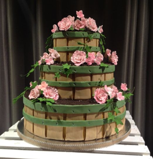 Wedding Cakes Olympia Wa  Cakes by Shannon Wedding Cake Olympia WA WeddingWire