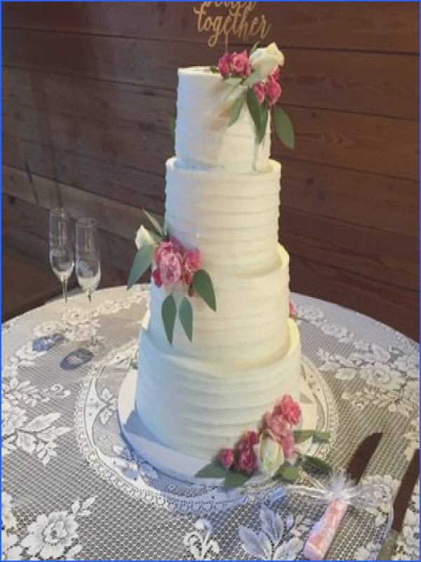 Wedding Cakes Olympia Wa  Torti Pinterest