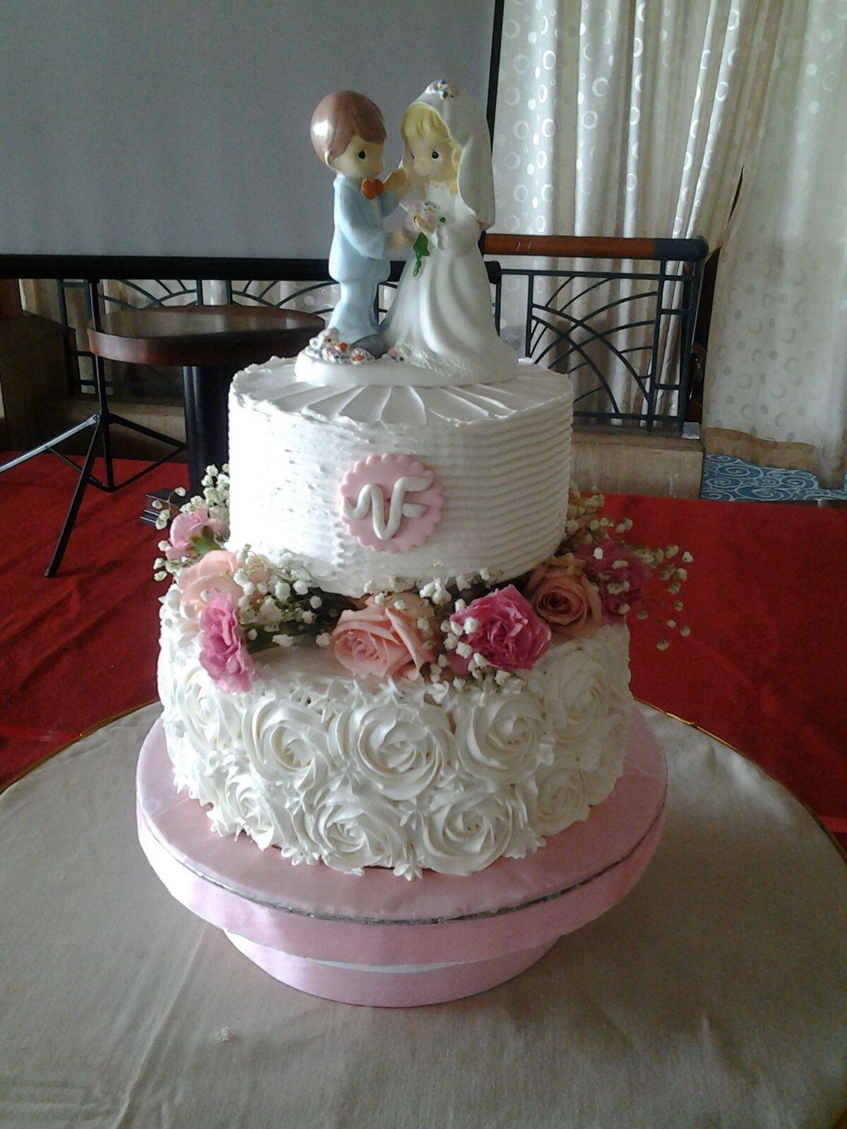 Wedding Cakes On Line  KLAPPERTAART ONLINE Wedding Cake By Klappertaart line