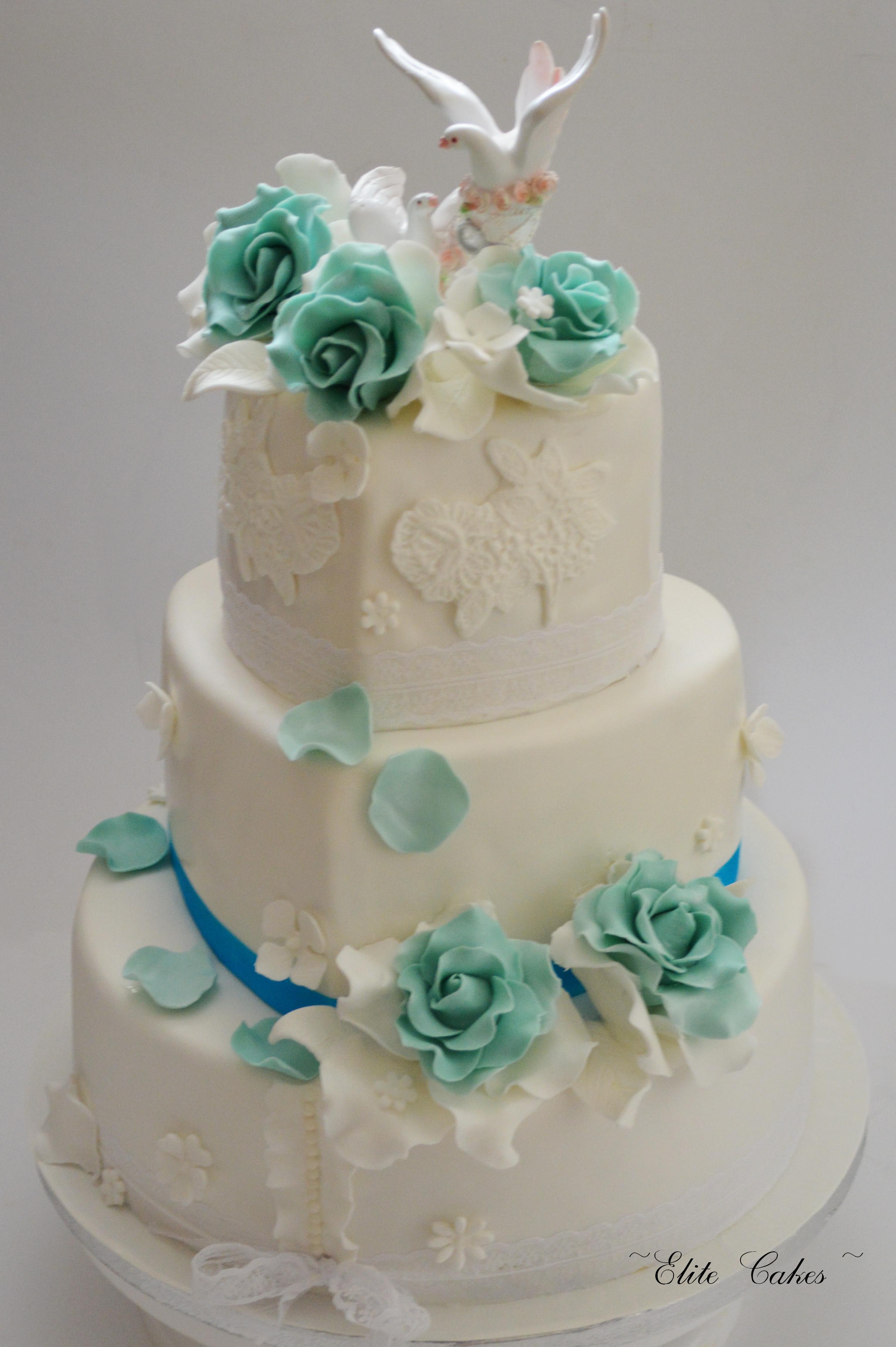 Wedding Cakes On Line  Order Your Wedding Cake line Elite Cakes Boutique
