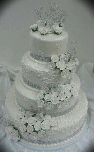 Wedding Cakes Ontario California  tario Bakery Wedding Cake from tario Bakery