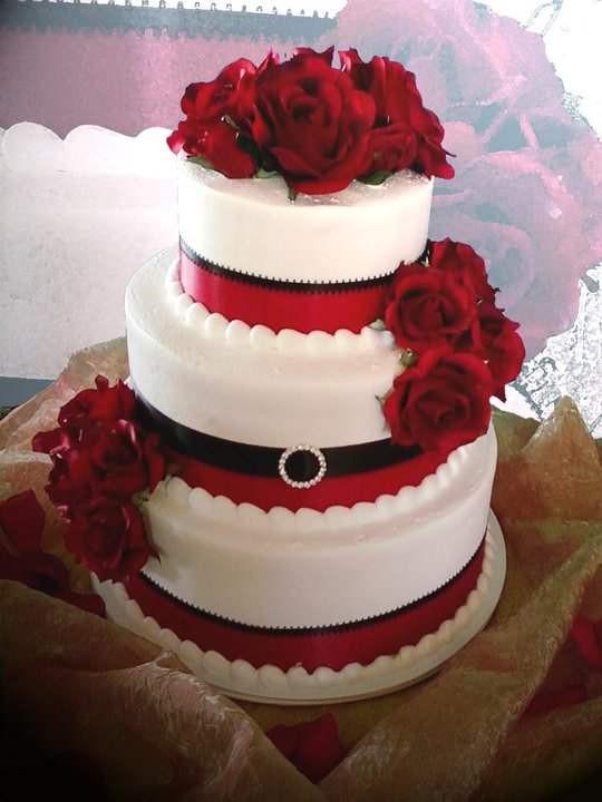 Wedding Cakes Ontario California  tario Bakery December 2012