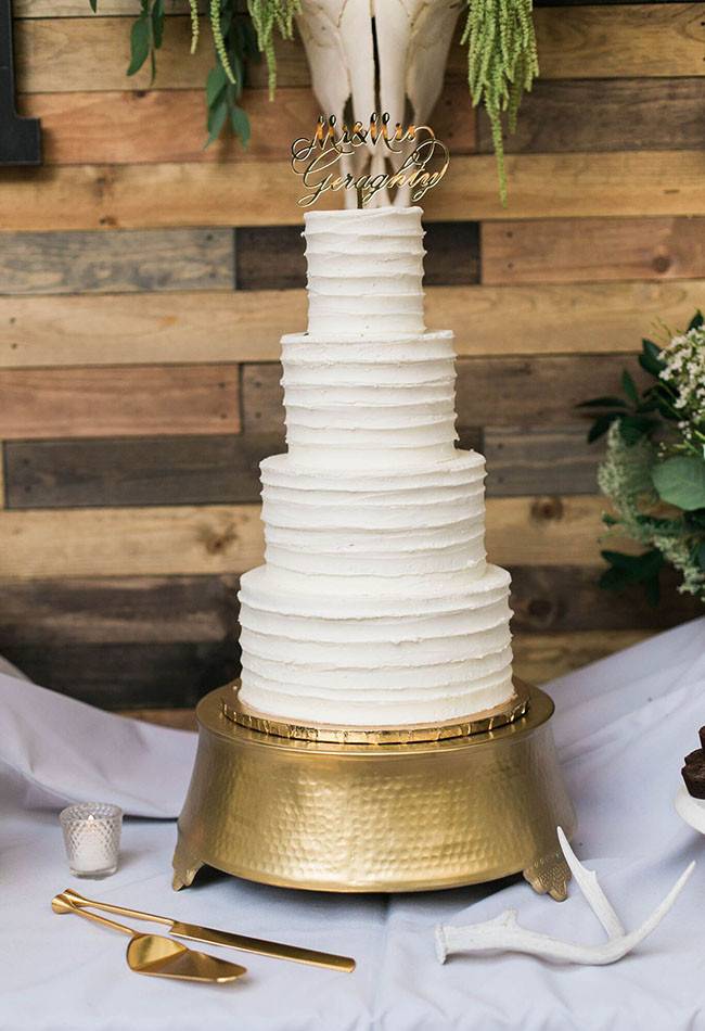 Wedding Cakes Ontario California  Wedding Cakes by Paper Street Cake in Orange County CA