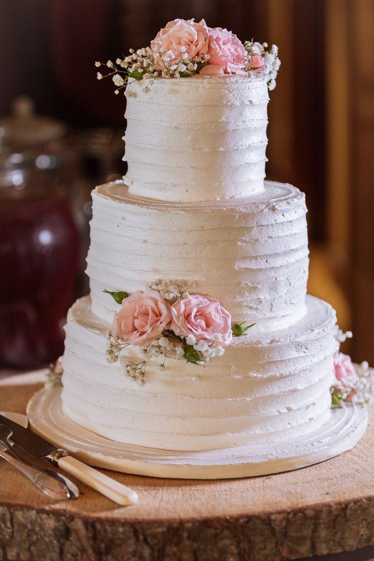 Wedding Cakes Ontario California  Willow Springs Winery Summer Wedding Stouffville