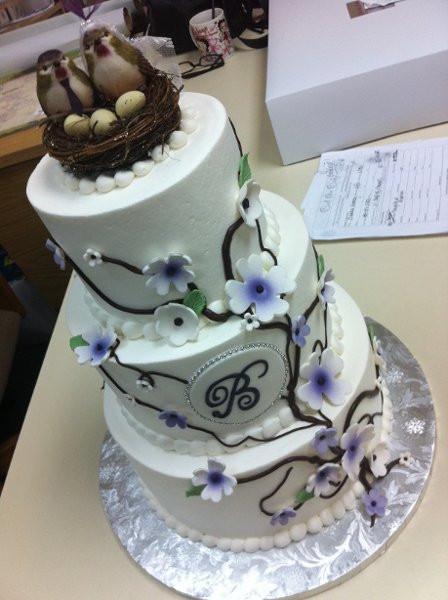 Wedding Cakes Orlando  Cut The Cake Orlando FL Wedding Cake