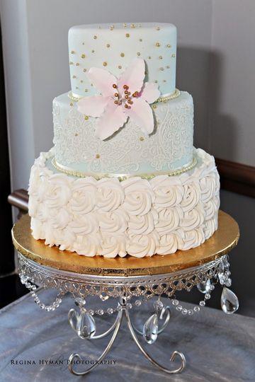 Wedding Cakes Orlando  Cut The Cake Wedding Cake Orlando FL WeddingWire