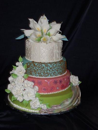 Wedding Cakes Orlando  Karys Wedding Cakes Wedding Cake Kissimmee FL
