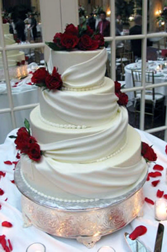 Wedding Cakes Ornaments  Best Wedding Cake Decoration for Your Special Day