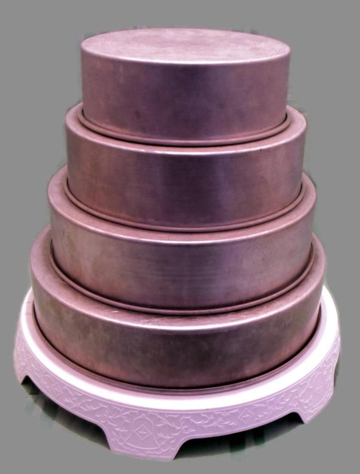 Wedding Cakes Pans  3 Tier Cake Pan For Sale Classifieds