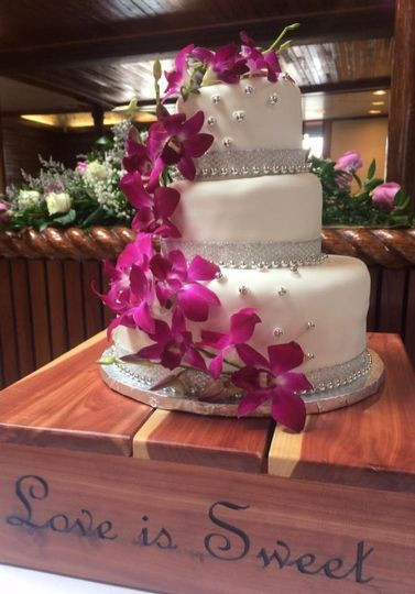 Wedding Cakes Pensacola  Weddings by Lydia Planning Pensacola FL WeddingWire