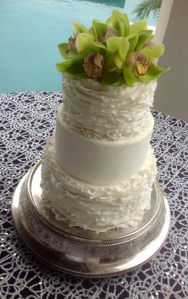 Wedding Cakes Pensacola  Emerald Coast Custom Cakes Pensacola and Surrounding