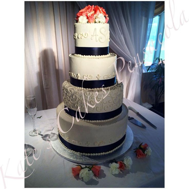 Wedding Cakes Pensacola  165 best Kate s Cakes images on Pinterest
