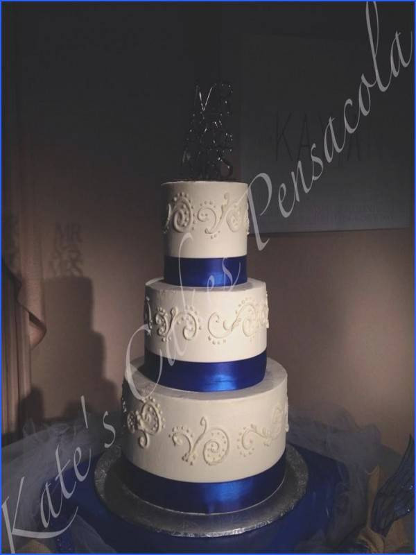 Wedding Cakes Pensacola  Pensacola Wedding Cakes