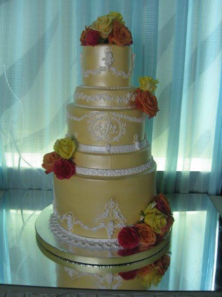 Wedding Cakes Phoenix  Bamboo Bakery Phoenix AZ Wedding Cake