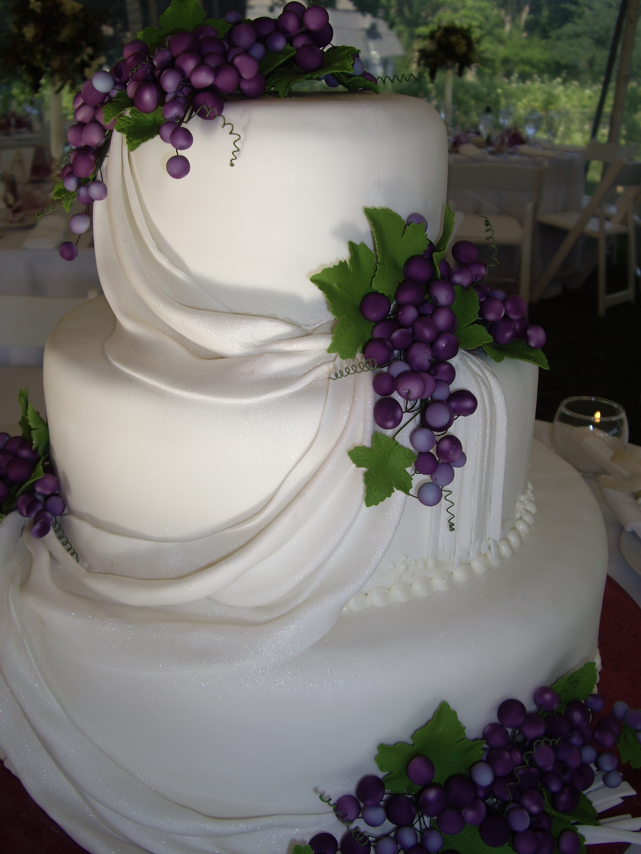 Wedding Cakes Photo Gallery  The Cake Gallery WEDDING CAKES Our unique style and