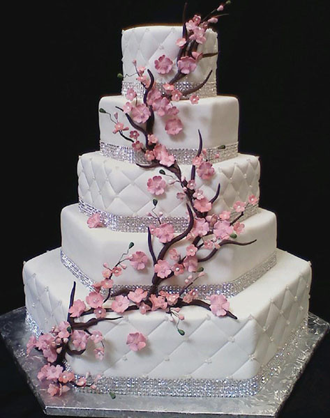 Wedding Cakes Photo Gallery  Cake Expressions