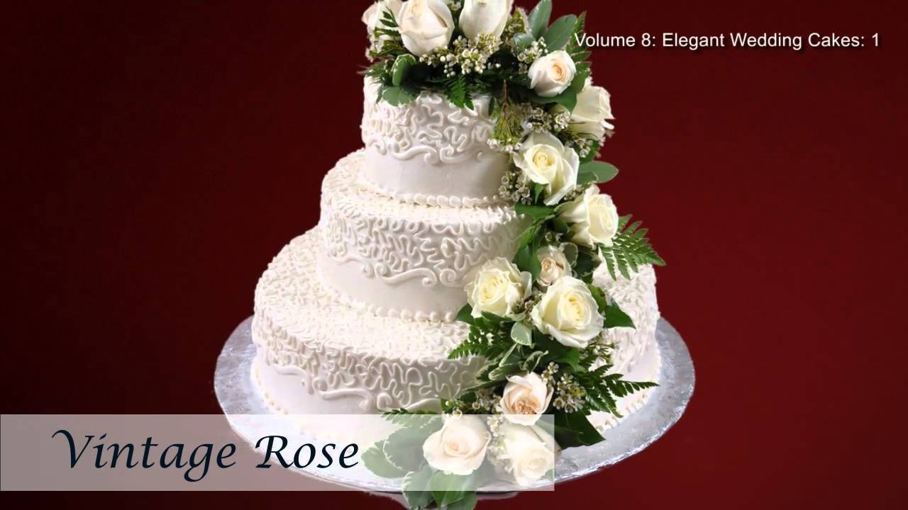 Wedding Cakes Photos  Elegant wedding cakes Wedding Cakes