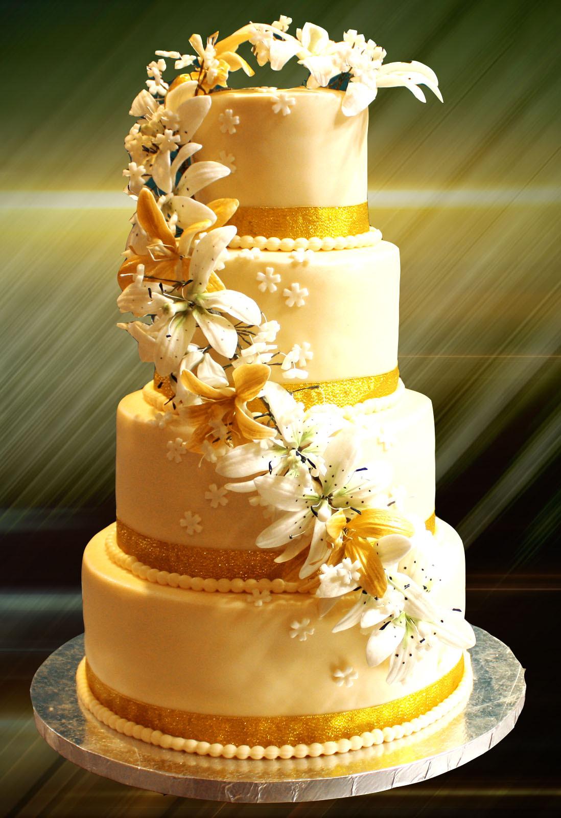 Wedding Cakes Pics  wedding cake in Dubai
