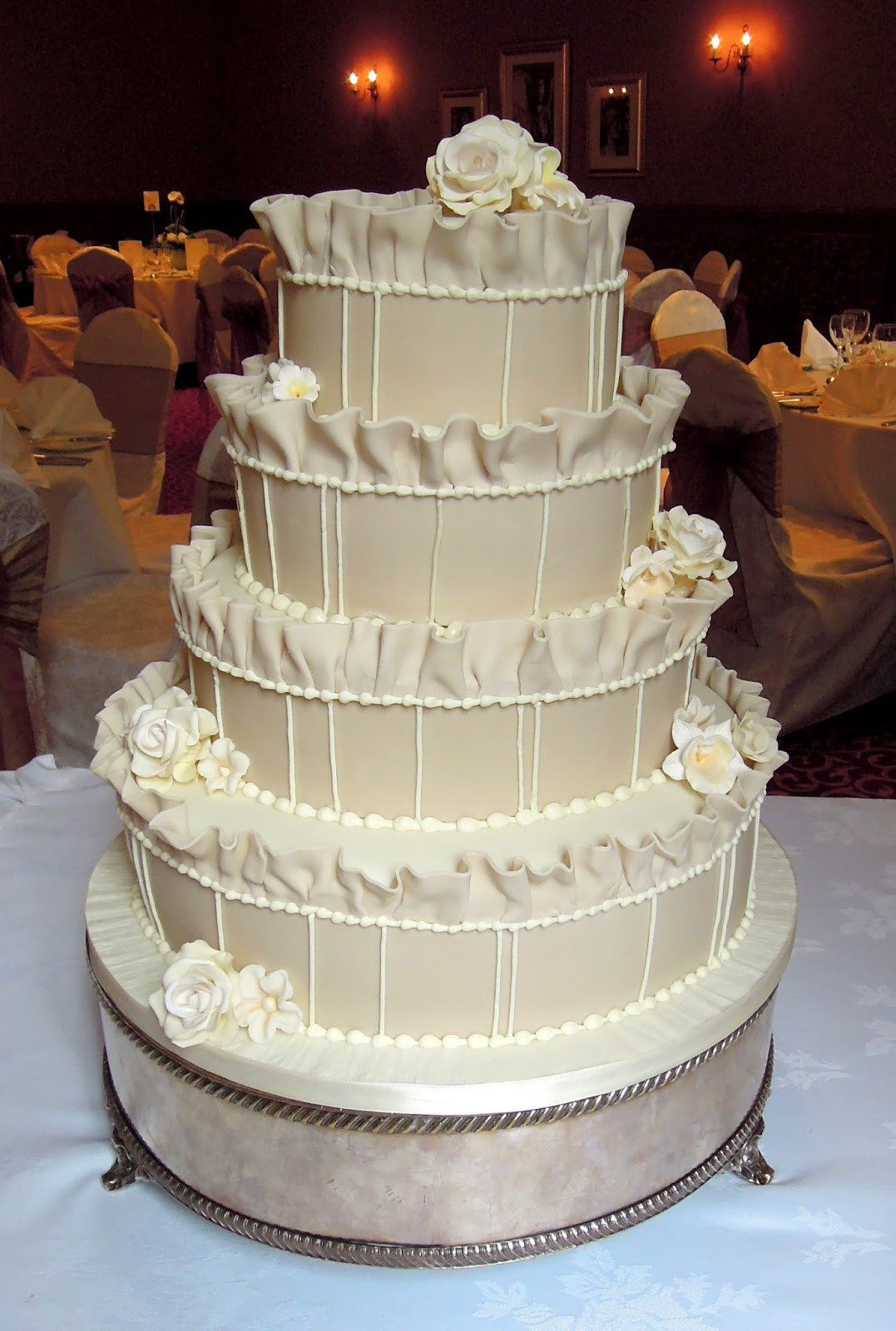 Wedding Cakes Pics  Cake [grrls] cakery
